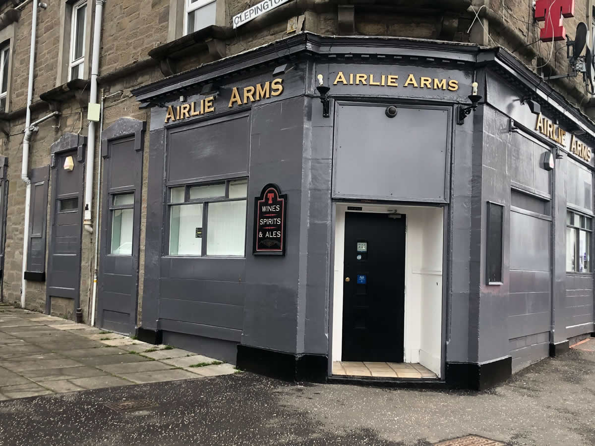 The Airlie Arms