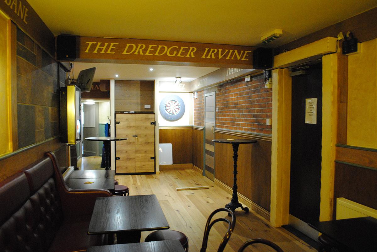The Dredger