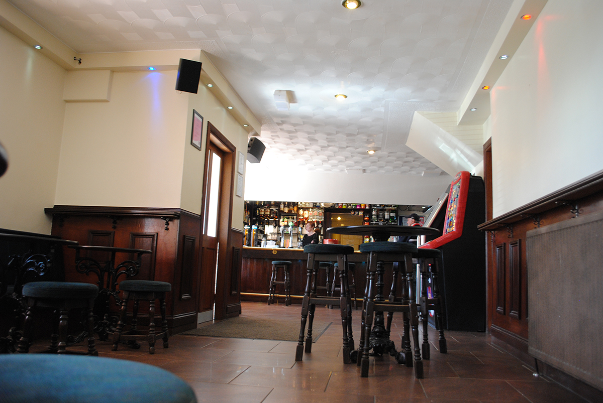 A spacious and welcoming pub