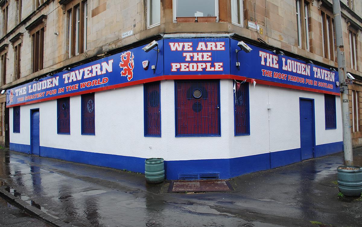 The Louden Tavern Harvie Street