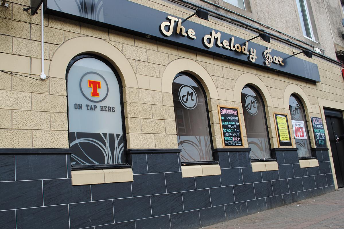 The Melody Bar