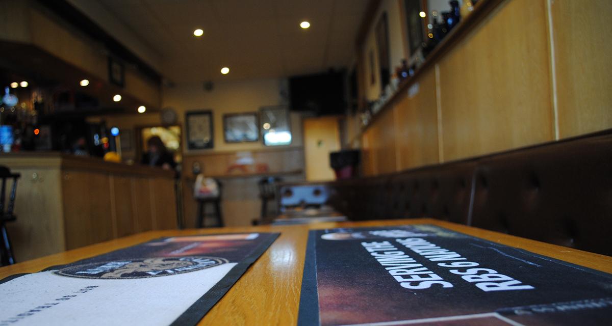 A cosy pub