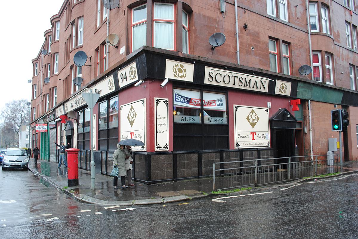 Scotsman Bar