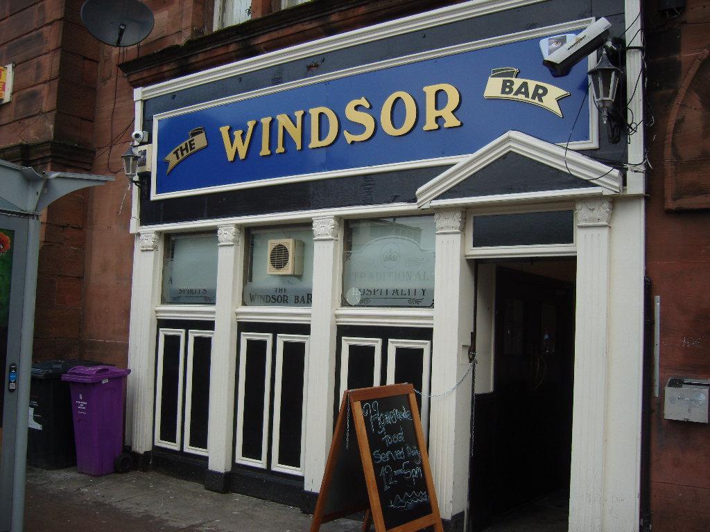 The Windsor Bar